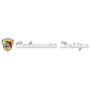 "Spoiler de pare-choc avant ""Cadamuro Design 981"" pour Abarth 500 / 595"