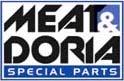 Filtre à pollen à charbon actif pour habitacle Meat & Doria 17541K pour Abarth 500 | Fiat 500 & Panda | Lancia Y