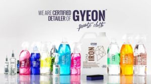 Kit traitement céramique pour carrosserie GYEON Q2 Syncro | Mohs + Skin + Cure