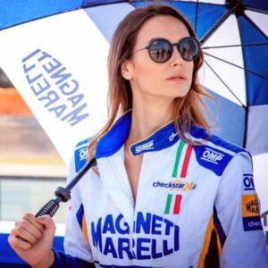 Équipement pour pilote de karting
